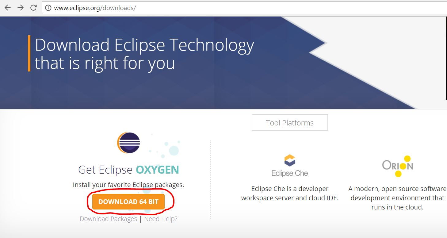 download-eclipse-site