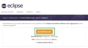 download-eclipse-for-selenium