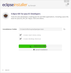 eclipse-installation-installing